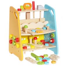 拆装螺母组合益智玩具
